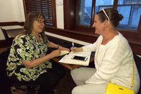 15-Minute ONE-ON-ONE Conversations With a Literary Agent!